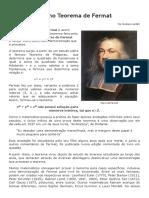 Último Teorema de Fermat - Matemática - InfoEscola