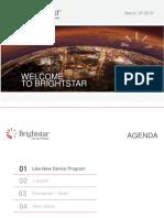 Brightstar Mobile Presentation - Andy Zeinfeld - 3-10-2015