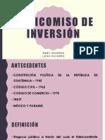 Presentacion Fideicomiso de Inversion