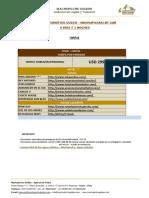 OFICIO MULTIPLE N° 0018-INVITACION DIA DEL ARTESANO ALCADE