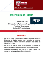 Mechanics of Tractors - Basic-ditukar
