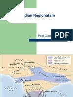 Indian Regionalism