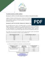 Boletín AAA No. 2 -2019