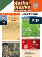 Boletim Informativo N.º 20 - Dezembro/2009