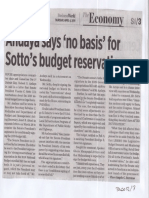 Business World, apr. 4, 2019, Andaya says no basis for Sottos budget reservations.pdf
