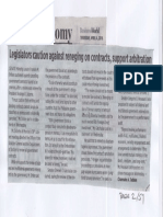 Business World, Apr. 4, 2019, Legislators causion against regeging on contracts, support arbitration.pdf