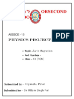 EARTH MAGNETISM.docx
