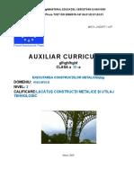 constructiilor metalice Xiddd