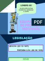 TREINAMENTO DE EPI