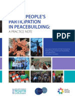 PRACTICE NOTE - Young People's Participation in Peacebuilding (2016).pdf