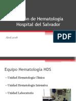 UHC Becados Med 2018