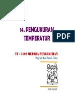 14 Pengukuran Temperatur