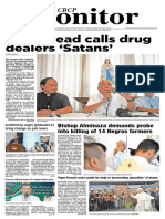 CBCP Monitor March Vol23 No07