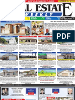 Real Estate Weekly - October 28, 2010