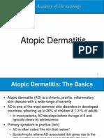 Atopic Dermatitis Dr Ruri