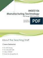 0. IMSE3106 Course Description