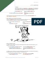 Reflexive verbs German
