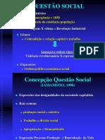 Aquestão Social - Iamamoto