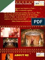 Neeta Raheja Wedding Planner