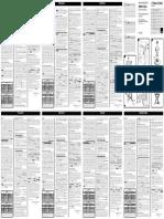 Gtx4 Manual Programare