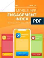 2018 Liftoff Leanplum Mobile App Engagement Index