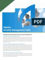 Algosec Security Management Suite