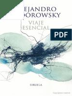 A. Jodorowsky- Viaje Esencial- 23 Paginas
