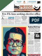 Filipino Press Digital Edition | Oct. 30-Nov. 5, 2010