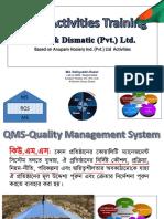 1. QMS Training For Dress & Dismatic.pdf