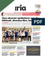 051. Geuria aldizkaria - 2019 apirila