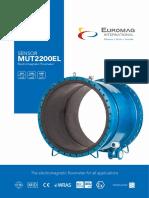 Euromag Mut2200el Sensor