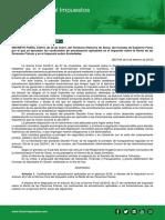 Coeficientes Actualización IRPF-IS Alava 2019