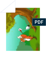 Fox and Stork Final