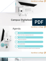Campus Digitalization Updated