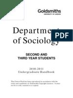 2010-11 Undergraduate Handbook (2)