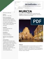 Guía de Viaje a Murcia