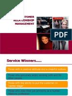 Managing Customer Service-1