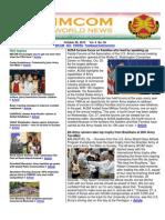 IMCOM World Newsletter