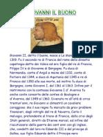 Biografia Di Giovanni Il Buono