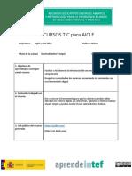 Plantilla Recursos TIC Para AICLE