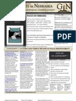 GiN Nebraska Election 2010 Information Printable