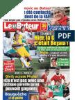 LE BUTEUR PDF du 30/10/2010