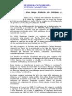 FONDOS DE SANTA CRUZ historia del cobro de las regalias mal liquidadas
