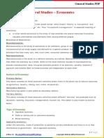 SSC General Studies - Economics by AffairsCloud.pdf