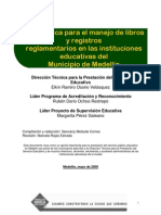 Libros Reglamentarios Inst_educ
