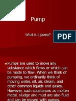 Pumps Onboard