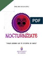 Proyecto Nocturnízate Gandia 2019