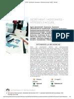 Assistantes • Hôtesses d'Accueil _ GdRE - Teamaël