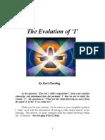 The Evolution of 'I'