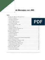 Servicios de Mensajes Con JMS